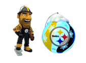 Steelers Ornaments